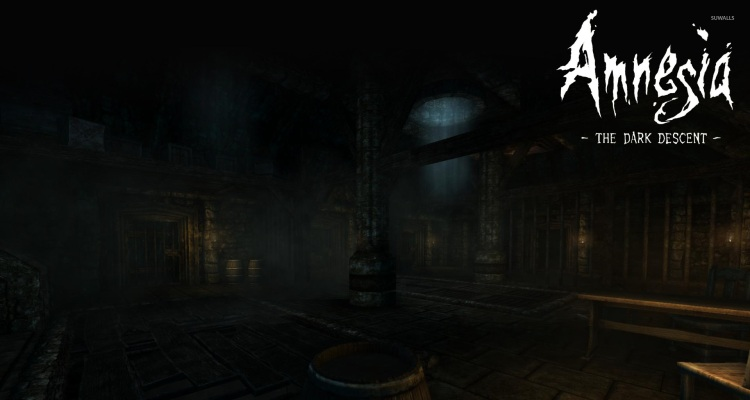 Game Amnesia: The Dark Descent
