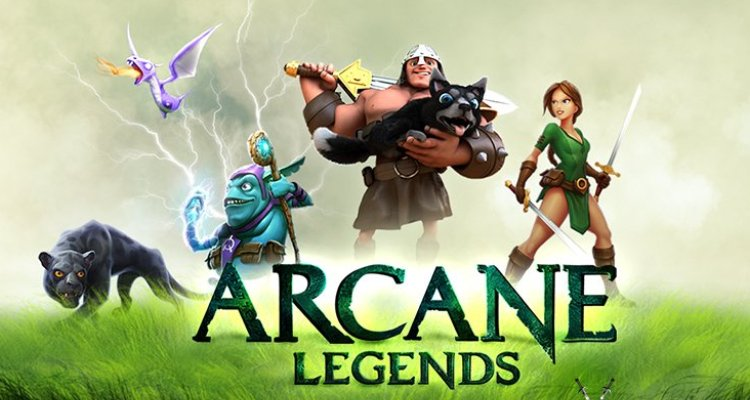 Arcane Legends: MMORPG
