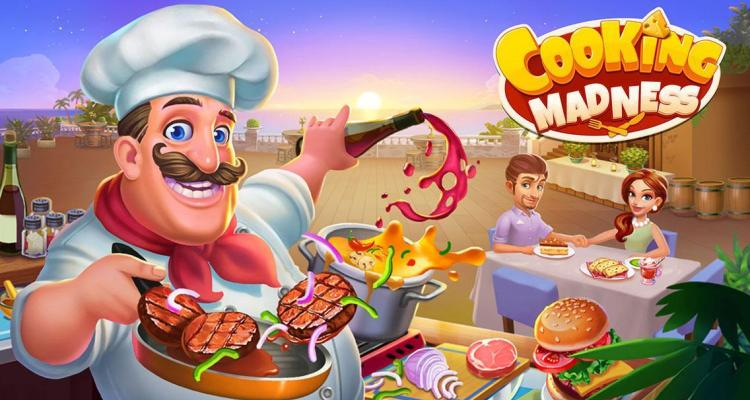 Game Cooking Madness