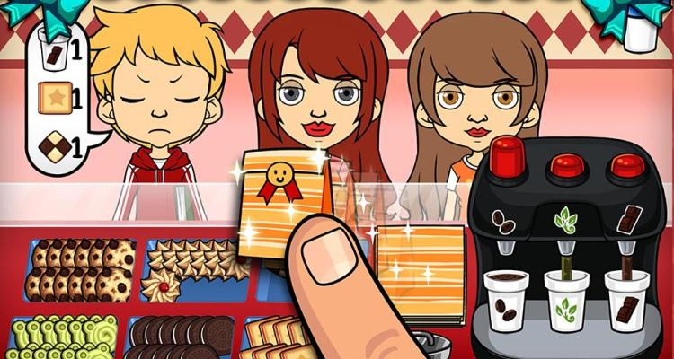 Game My Cookie Shop-Sweet Store