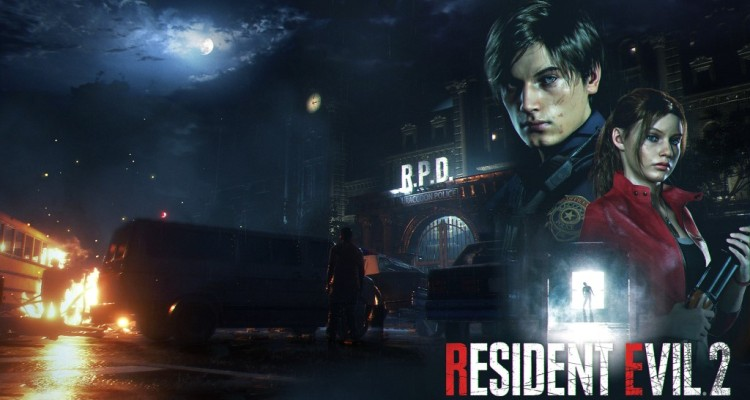 Game Resident Evil 2 Remake