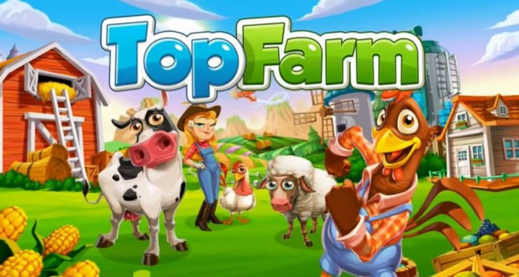Game Top Farm