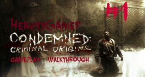Game Condemned Criminal Origins