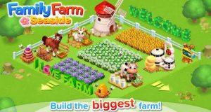 Game Family Farm Seaside