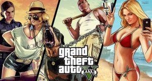 GTA atau Grand Theft Auto San Andreas Mobile
