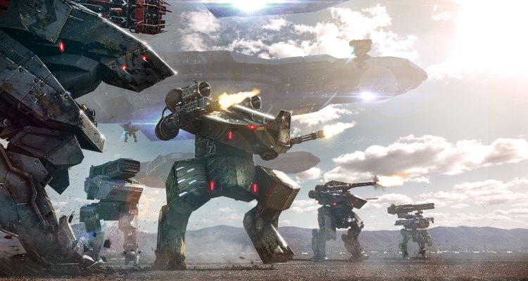 4 Rekomendasi Game Robot Perang Android Terbaik